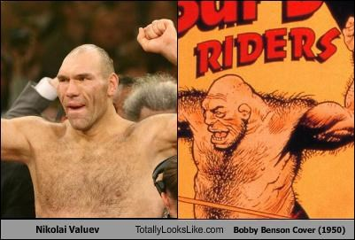 bobby benson boxing nikolai valuev sports - 3377039872