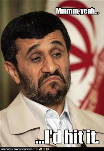 dictator iran Mahmoud Ahmadinejad sex - 3378873088
