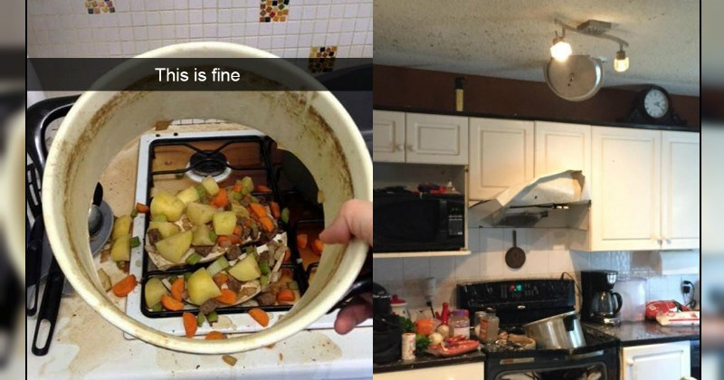 Cooking FAILs From People Who Shouldn't Be In The Kitchen