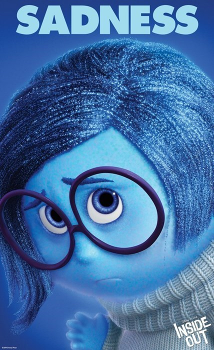 disney inside out pixar cartoons - 338181