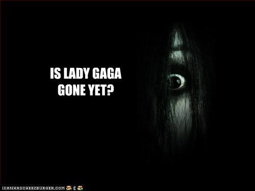 lady gaga,movies,Music,scary,the grudge