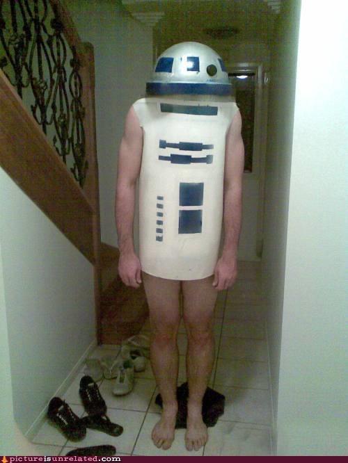 cyborg droid fashion r2d2 star wars wtf - 3384799488