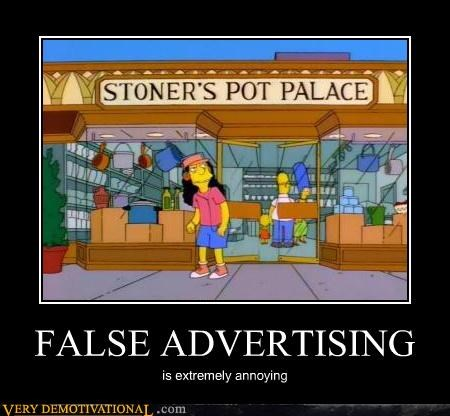 advertising demotivational idiots Otto simpsons stoners - 3386840576