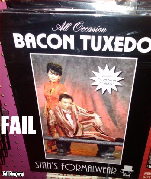 bacon failboat formalwear tuxedo - 3390088704