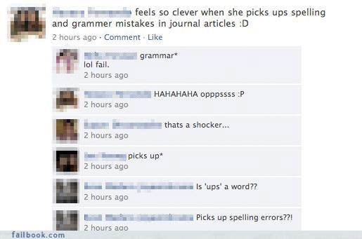 grammar nazis,journalism,really,The Spelling Wizard