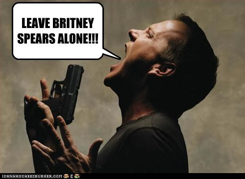 LEAVE BRITNEY SPEARS ALONE!!!