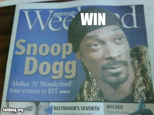magazine,placement,snoop dog