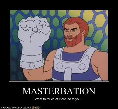 MASTERBATION What to much of it can do to you...