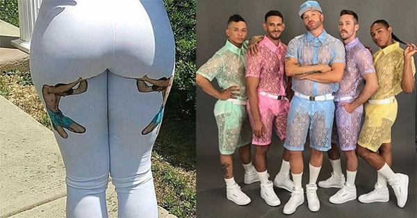 ridicula moda