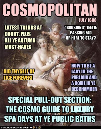 cherub,magazine,nudity,Sexy Ladies
