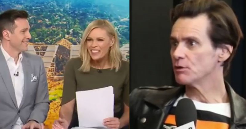 Video of Jim Carrey explaining his extremely bizarre outburst during a recent interview, ends up leaving us even more confused.