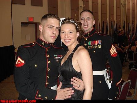 awesome celebration marines
