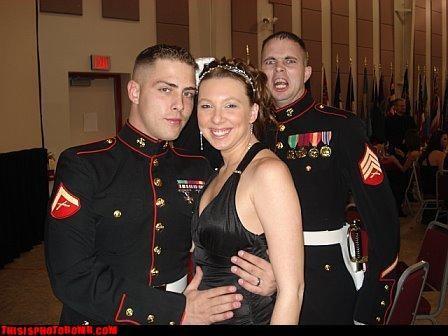 awesome celebration marines - 3403540224