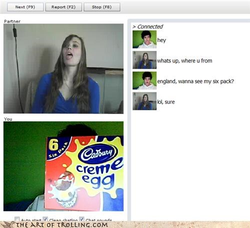 Cadbury creme egg six pack - 3403551232