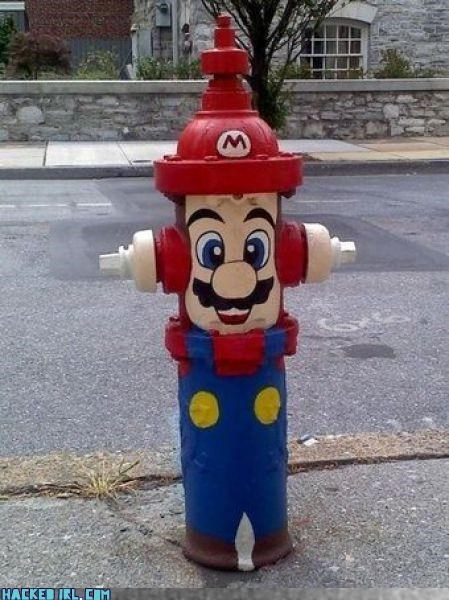 hydrant,video games