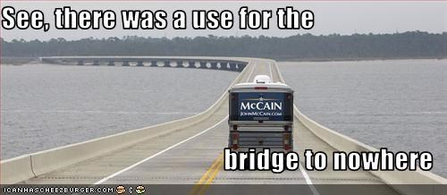 bridge,bus,campaigns,john mccain