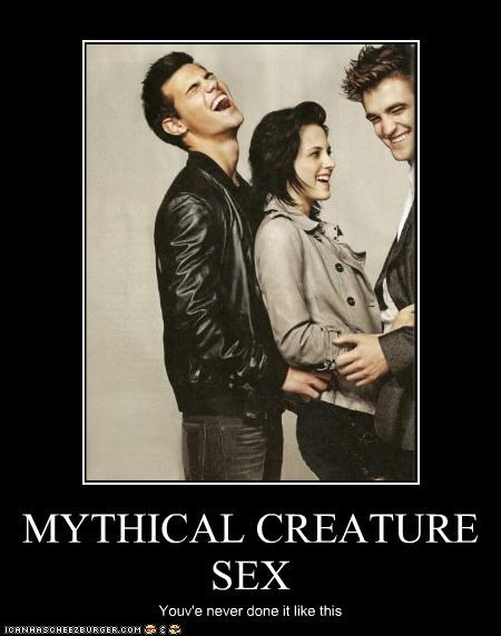 MYTHICAL CREATURE SEX Youv'e never done it like this