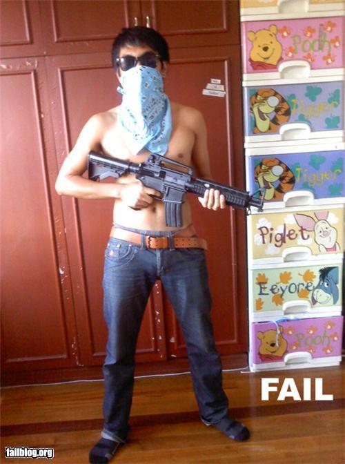 background cartoons failboat glasses gun - 3411733504