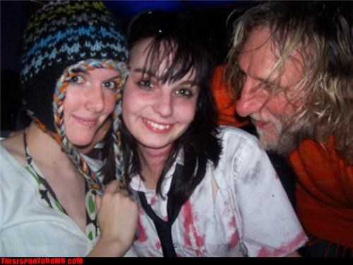 creeper creepy sneakers girls old guy prison hair - 3411985408