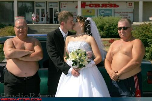 bodyguards Crazy Brides crazy groom fashion is my passion mafia protection russian security detail technical difficulties were-in-love wedding party wtf - 3413192704
