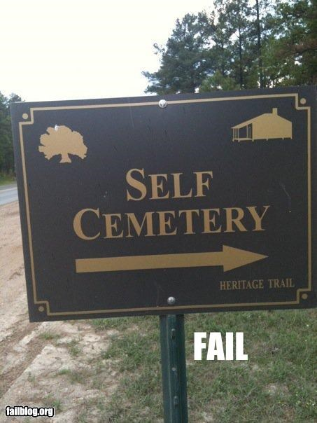 cemetary DIY failboat self - 3415350528