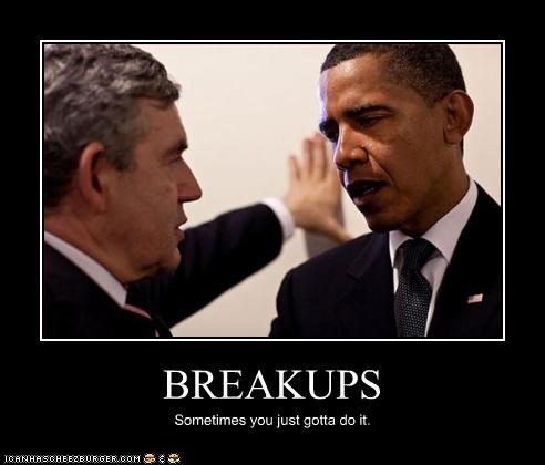 barack obama gordon brown president prime minister UK - 3417561856