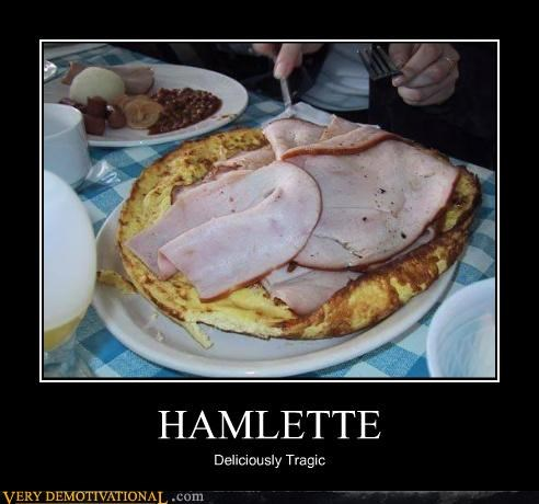 HAMLETTE Deliciously Tragic