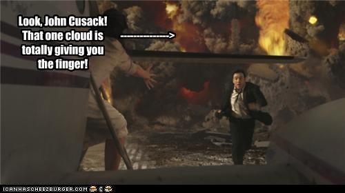 2012 action movies actor cgi flipping the bird john cusack movies - 3422406912