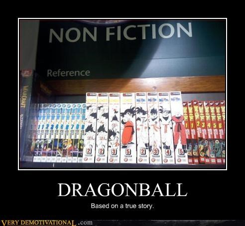 non fiction Dragon Ball Z books