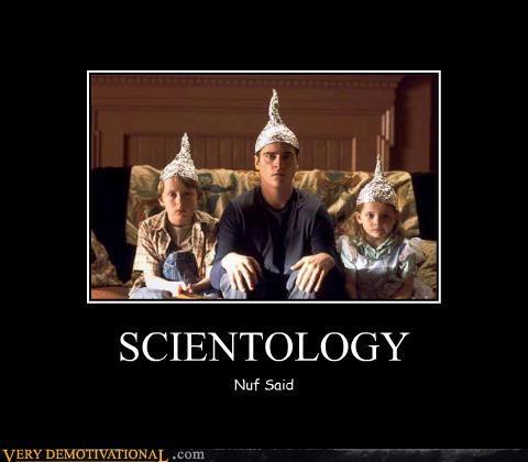 scientology hats sweet idiots
