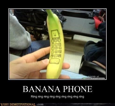 banana,phone,ring