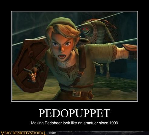 creepy,legend of zelda,puppet,wtf