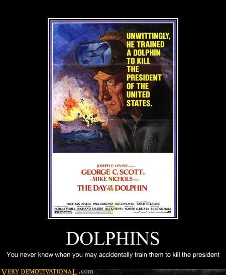 deadly dolphins from the deep george c scott movies Terrifying weapons - 3428061184