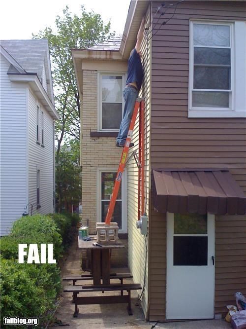 bad idea,failboat,g rated,ladder,safe