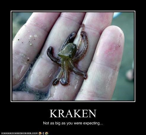 cute,kraken,loloctopuses,movies