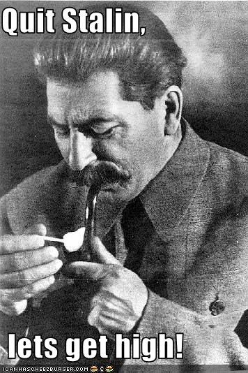 dictator photograph smoking WWII