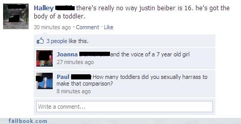plz no sexy times ewww justin beiber toddlers - 3430686464