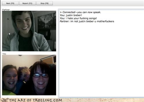 Chat Roulette justin bieber - 3431048192
