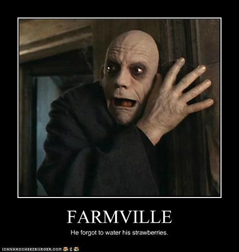 actor,christopher lloyd,facebook,Farmville,internet,movies,the addams family