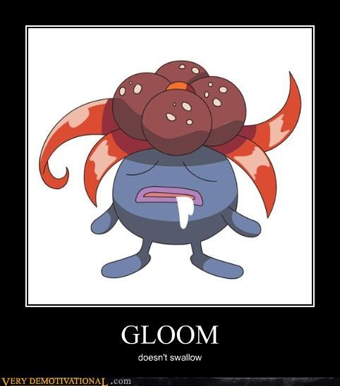 GLOOM doesn't swallow