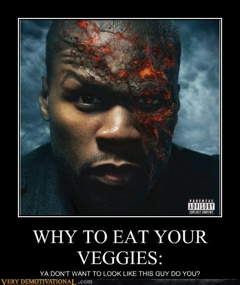 wtf,skin,50 cent,veggies