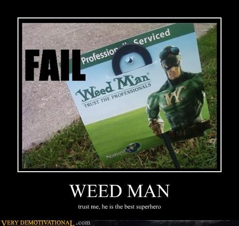 Weeds lawns drug stuff