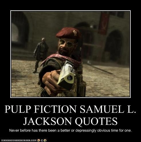 Pulp Fiction Samuel L Jackson Quotes Cheezburger Funny Memes