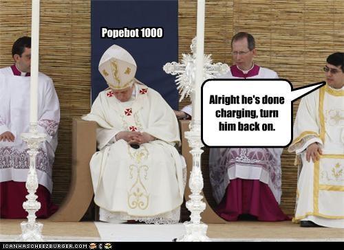 funny lolz Pope Benedict XVI religion - 3439719936