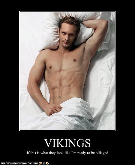actor alexander skarsgard sexy true blood viking - 3442559744