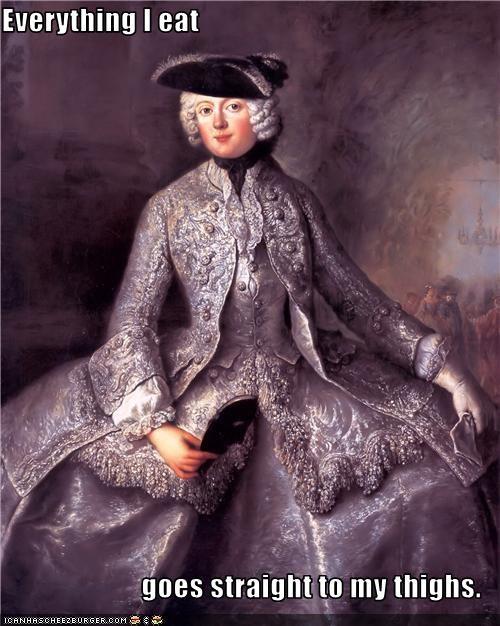 fashion funny lady painting portrait - 3442971392