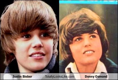 actor donny osmond justin bieber musician tween - 3444776704