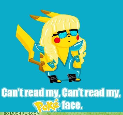 costume lady gaga Pokémon - 3448222464