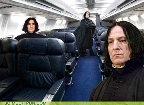 airplane Harry Potter Movie snape - 3448487936