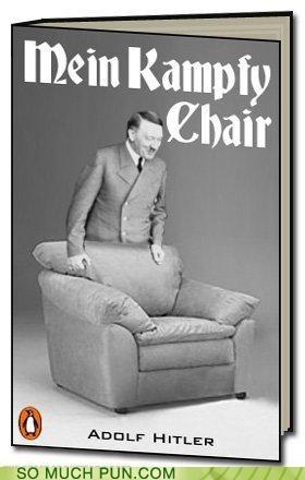 chair german hitler - 3448488192